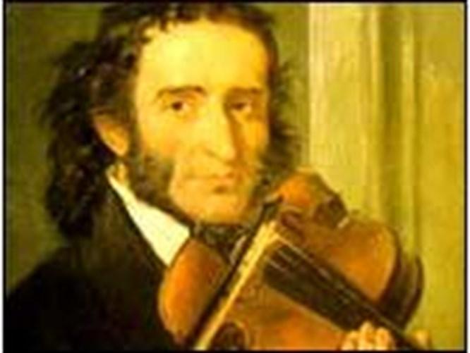 Paganini'nin kemanı tekrar sahnede